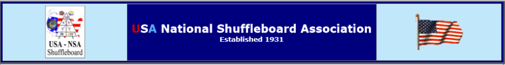 USA National Shuffleboard Association